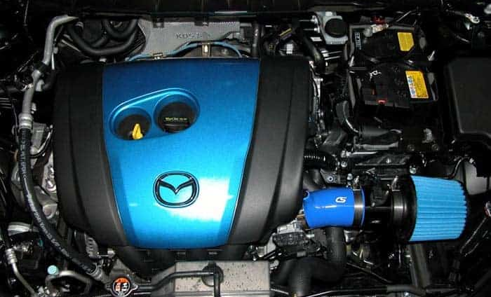 2020 Mazda 5 Minivan Engine