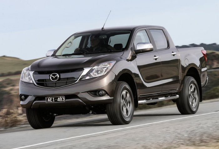 2020 Mazda BT-50 New Technology Concept