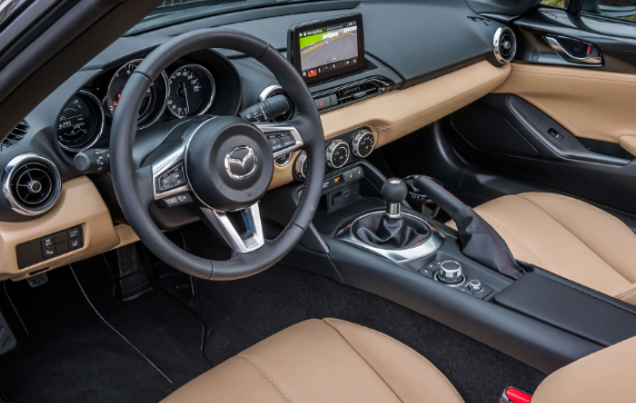 2020 Mazda Miata Turbo Interior