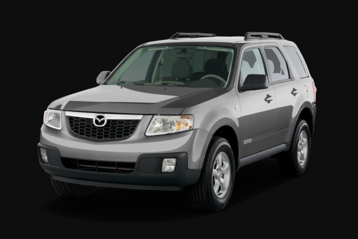 2019 Mazda Tribute AWD Concept