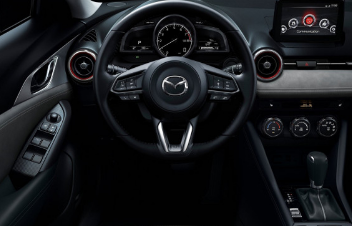 2019 Mazda CX-3 Sport AWD Interior