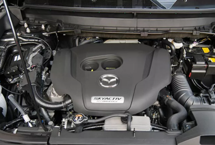 new Mazda 3 2021 Engine