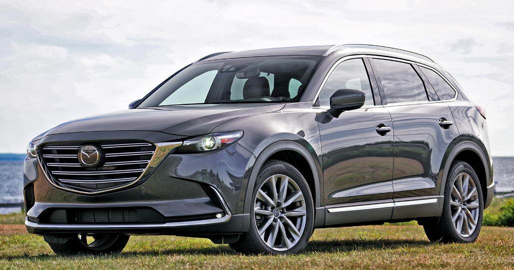 2020 Mazda CX-9 AWD Redesign