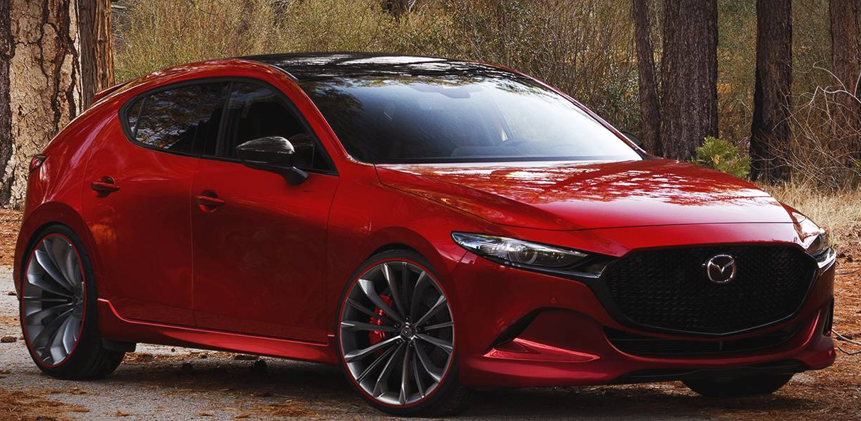 2020 mazda mazda 3 hatchback price review release date