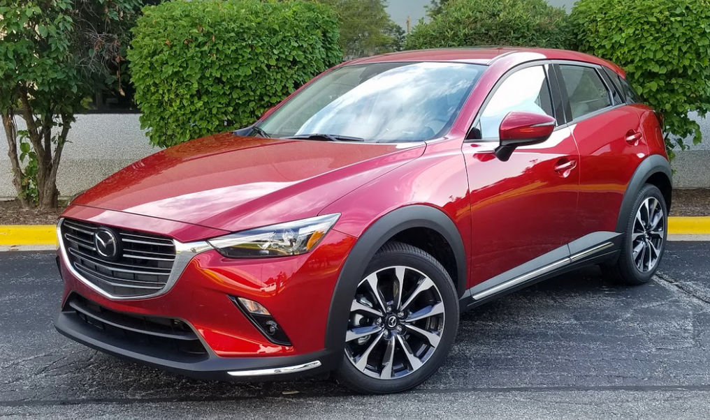 2020 Mazda CX-3 Grand Touring Redesign