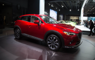 2020 Mazda CX-3 Touring Redesign