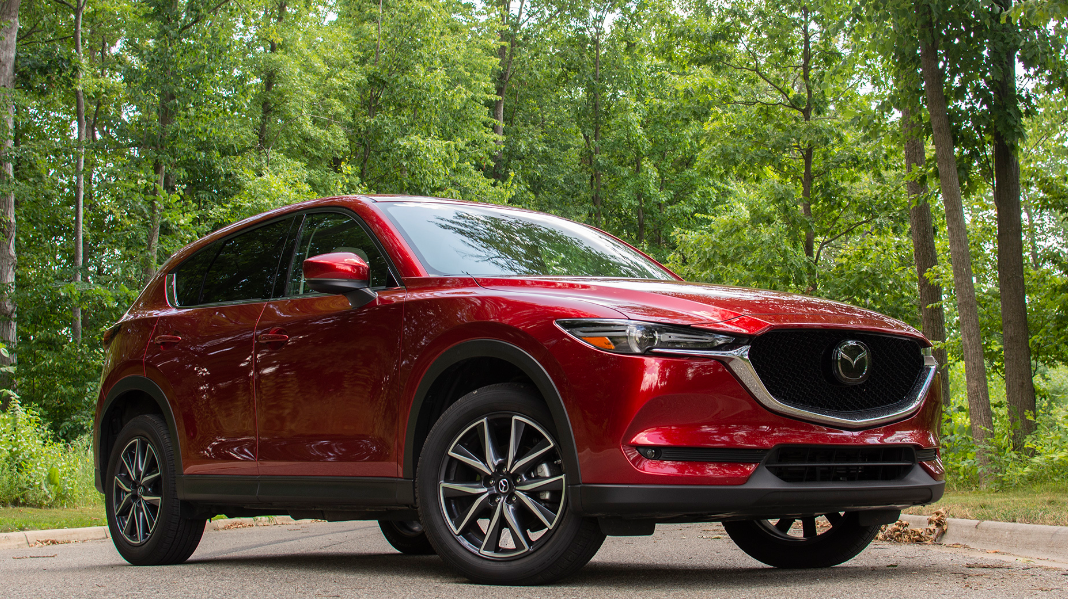 2020 Mazda CX-5 Grand Touring Redesign