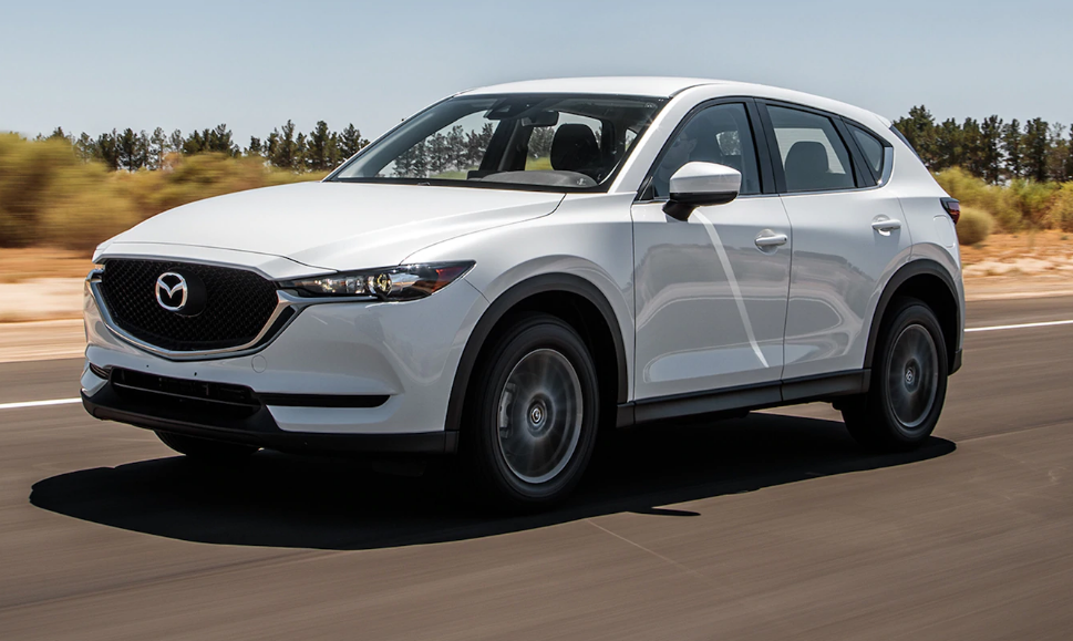 2020 Mazda CX-5 Touring Redesign