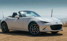 2020 Mazda MX-5 Miata Grand Touring Redesign