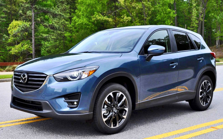 2021 MAZDA CX-5 FWD Redesign