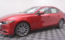 2021 Mazda 3 Preferred Redesign