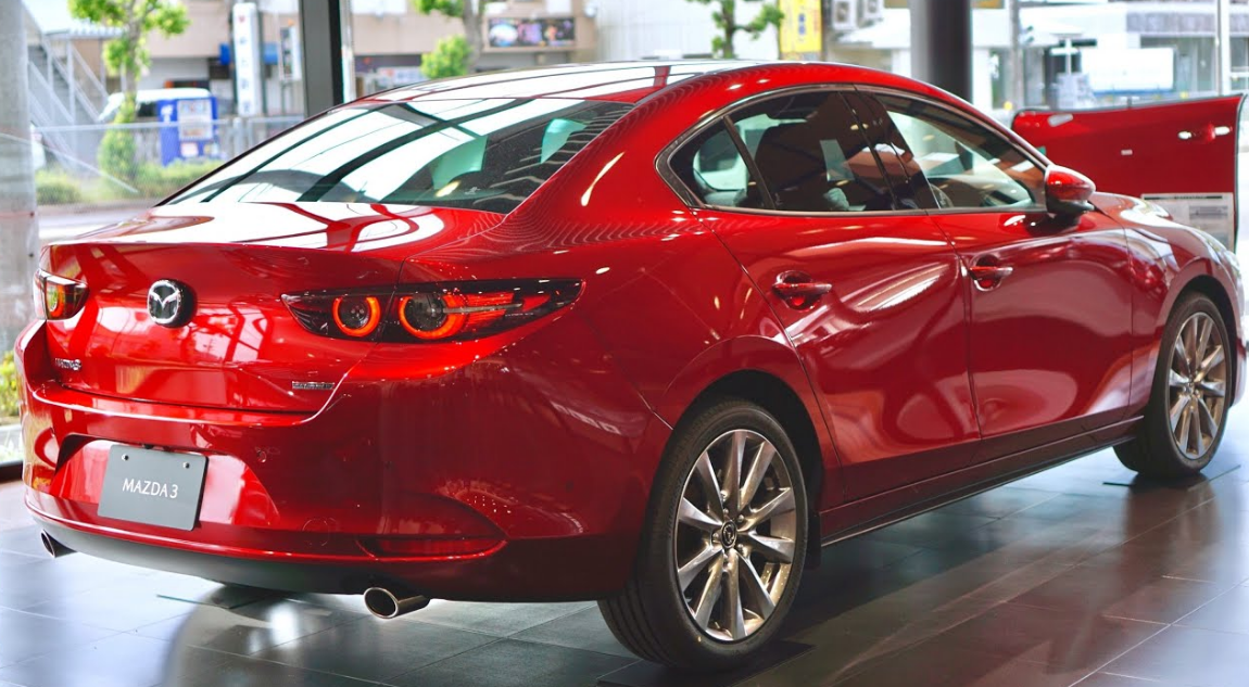 2021 Mazda 3 Select Interior, Review, Release Date | 2021 ...