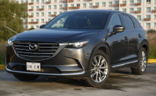 2021 Mazda CX-9 Grand Touring Redesign