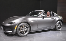 2021 Mazda MX-5 Miata RF Club Redesign