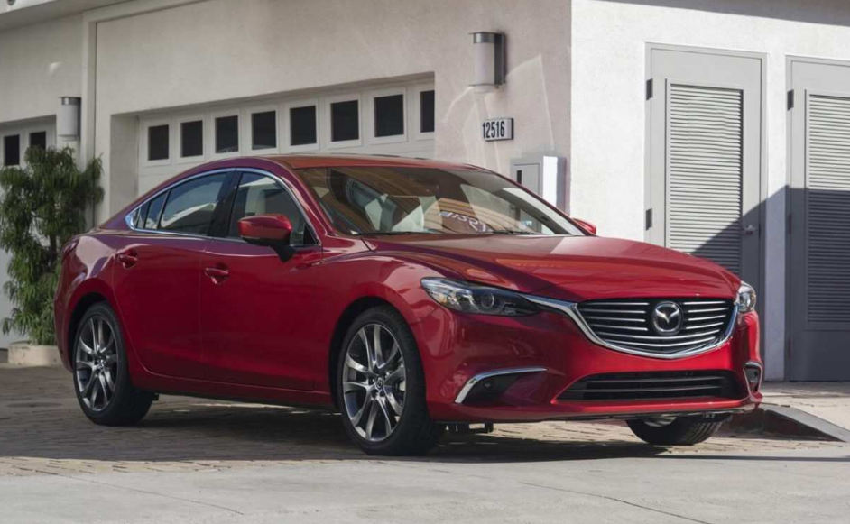 2020 Mazda 6 Touring AWD Redesign