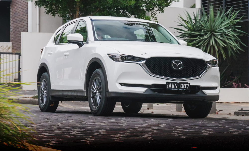2020 Mazda CX-5 Sport AWD Redesign