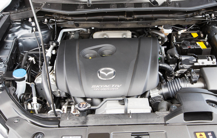 2020 Mazda CX-5 Touring AWD Engine