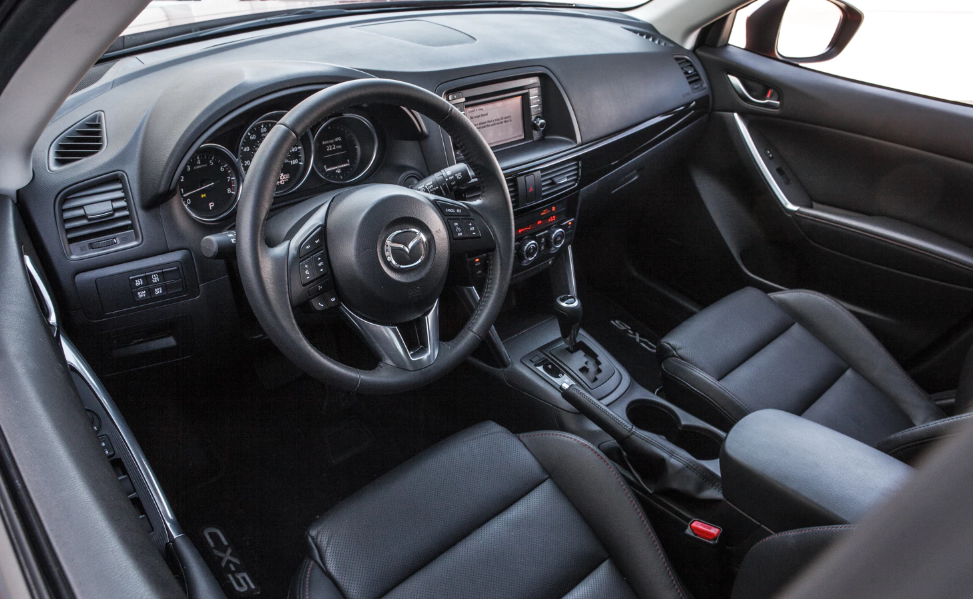 2020 Mazda CX-5 Touring AWD Interior