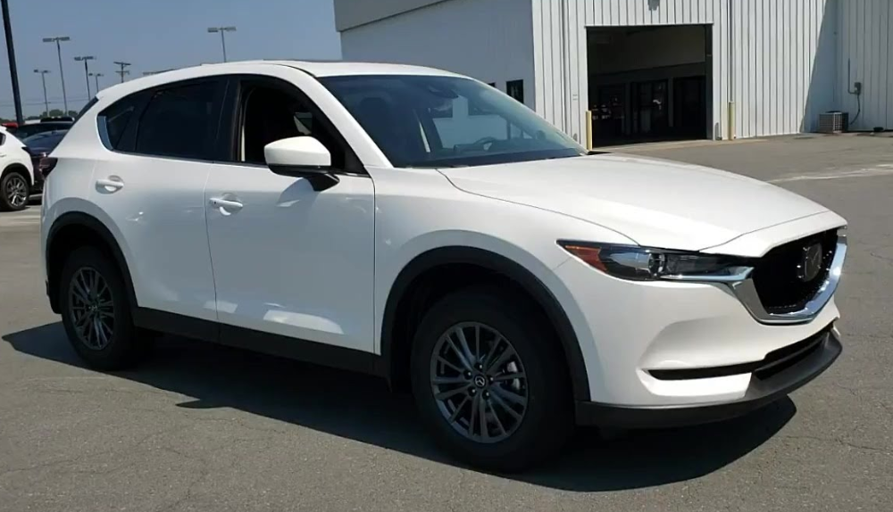 2020 Mazda CX-5 Touring AWD Redesign