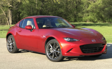 2020 Mazda MX-5 Miata RF Coupe Redesign