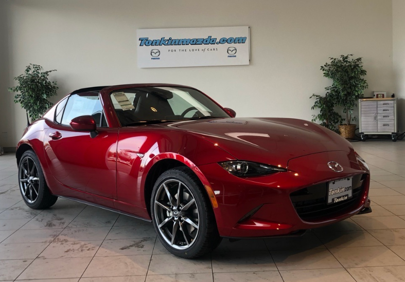 2020 Mazda MX-5 Miata RF Grand Touring Redesign