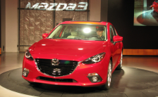 2021 Mazda 3 FWD Redesign
