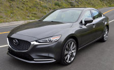 2021 Mazda 6 Signature AWD Redesign