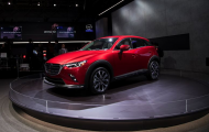 2021 Mazda CX-3 Grand Touring AWD Redesign