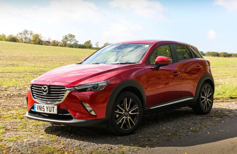 2021 Mazda CX-3 Sport AWD Redesign