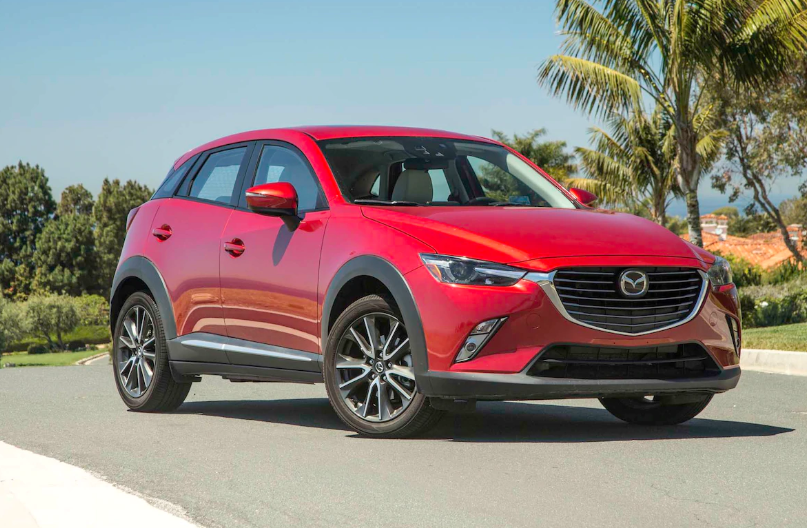 2021 Mazda CX-3 Touring AWD Redesign
