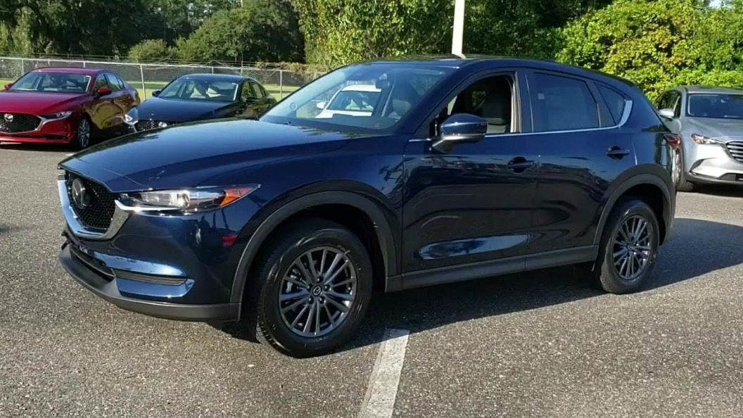 2021 Mazda CX-3 Touring FWD Redesign