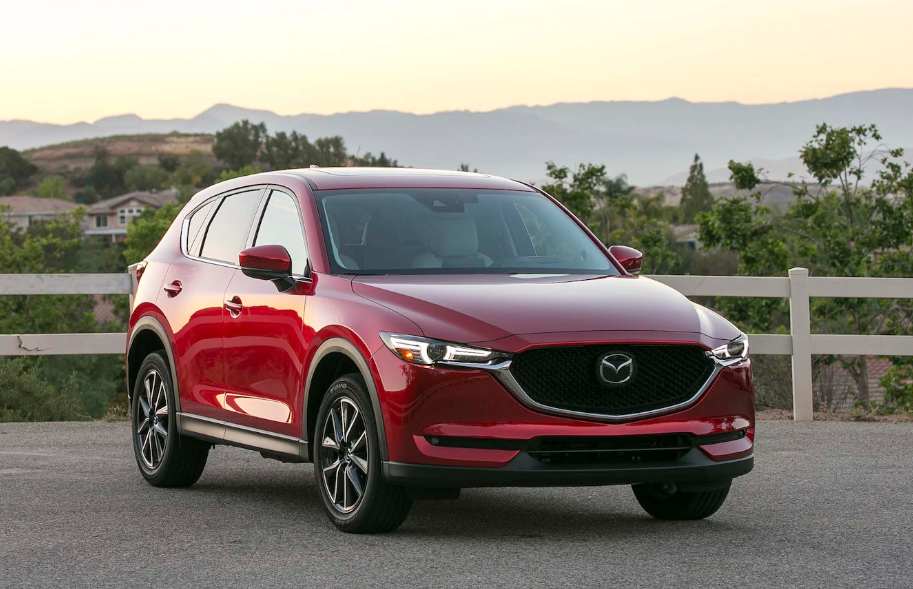 2021 Mazda CX-5 Touring AWD Redesign