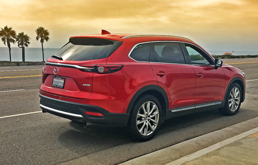 2021 Mazda CX-9 Grand Touring AWD Exterior
