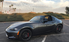 2021 Mazda MX-5 Miata RF Grand Touring Redesign