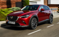 2020 Mazda CX-3 Touring AWD Redesign