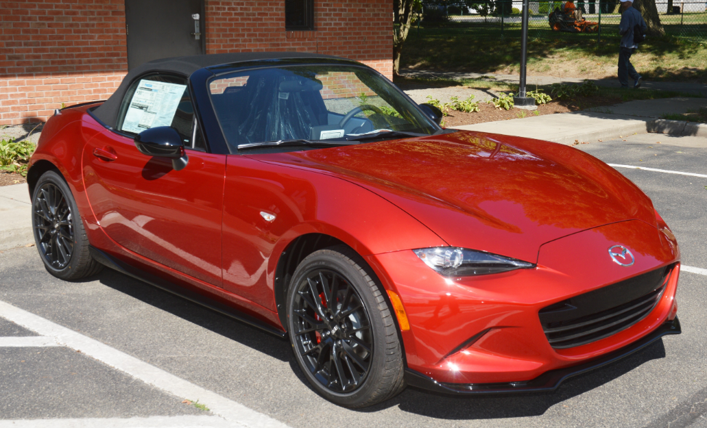 2020 Mazda MX-5 Miata Club 0-60 Redesign