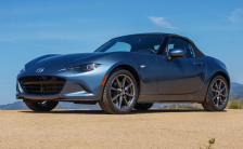 2020 Mazda MX-5 Miata Grand Touring 0-60 Redesign