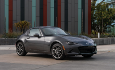 2020 Mazda MX-5 Miata RF Club 0-60 Redesign