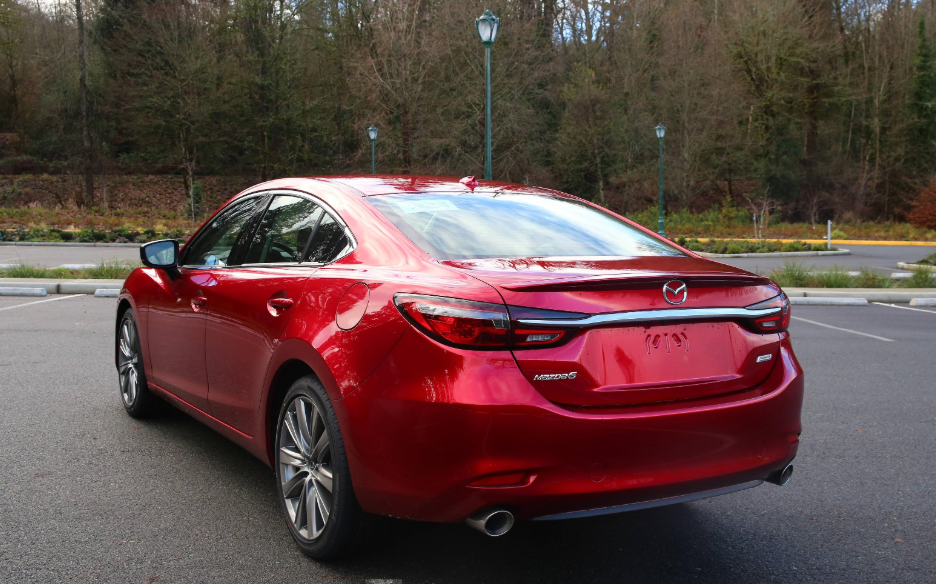 2021 mazda 6 grand touring reserve awd review for sale