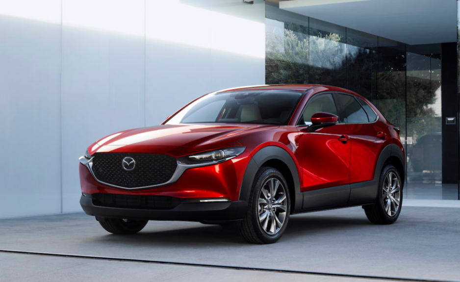 New MAZDA CX-5 2020 Redesign