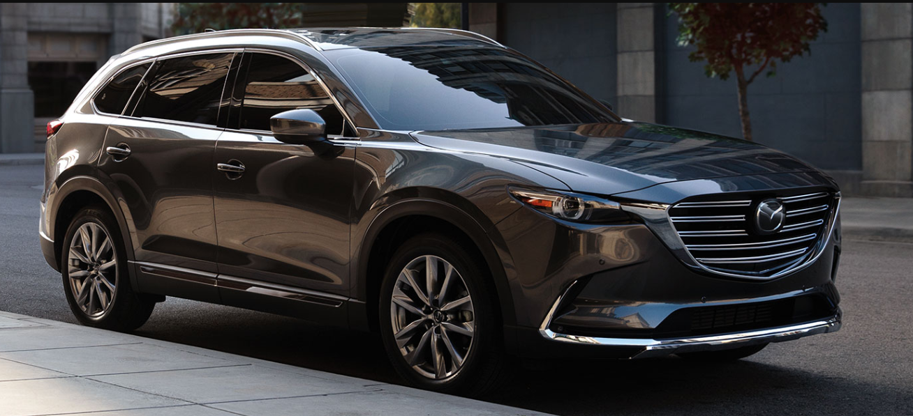 New MAZDA CX-9 2021 Redesign