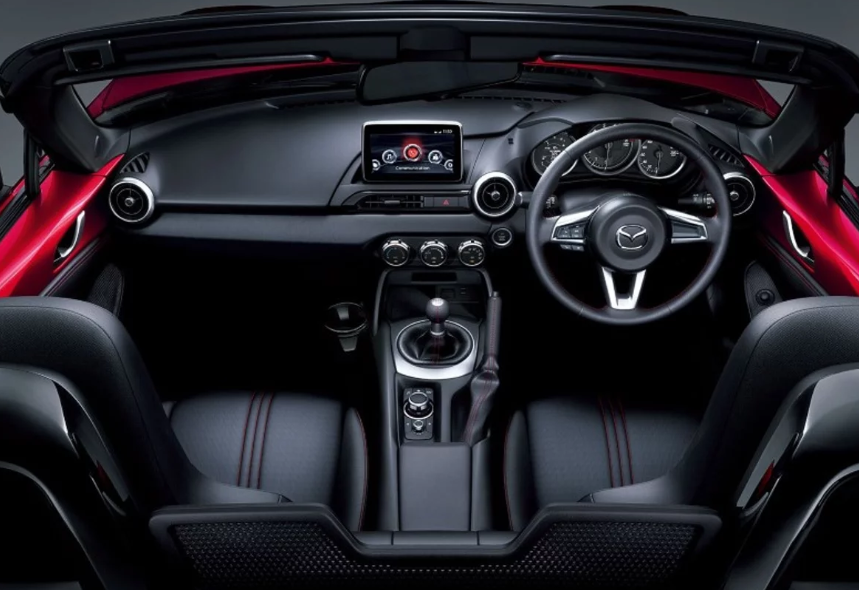 New MAZDA MX-5 Miata 2020 Interior