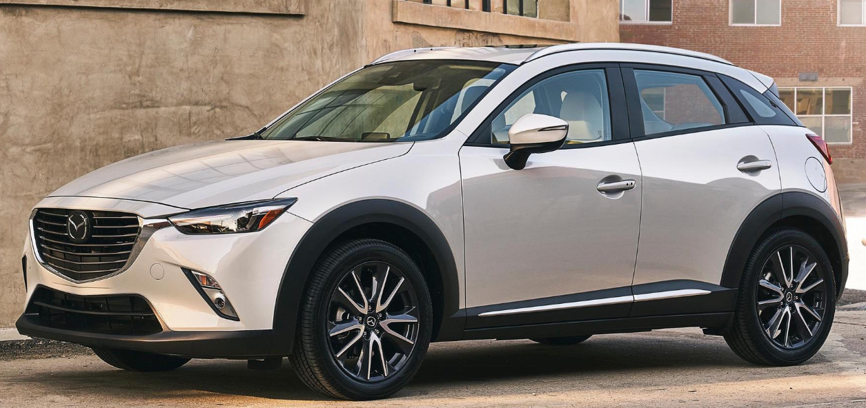 New Mazda CX-3 2021 Redesign
