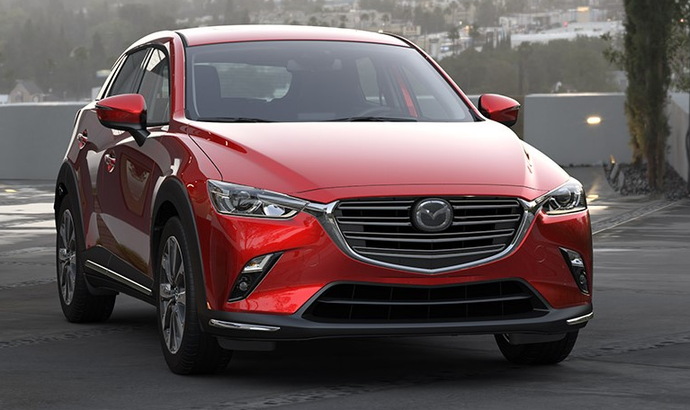 New Mazda CX-3 Grand Touring 2020 Redesign