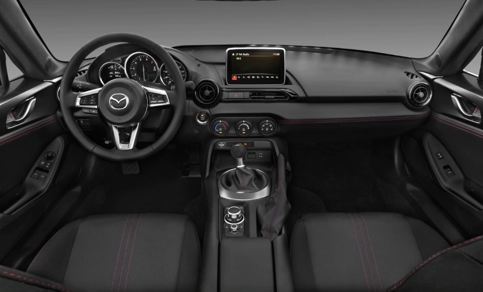 New Mazda MX-5 RF 2020 Interior