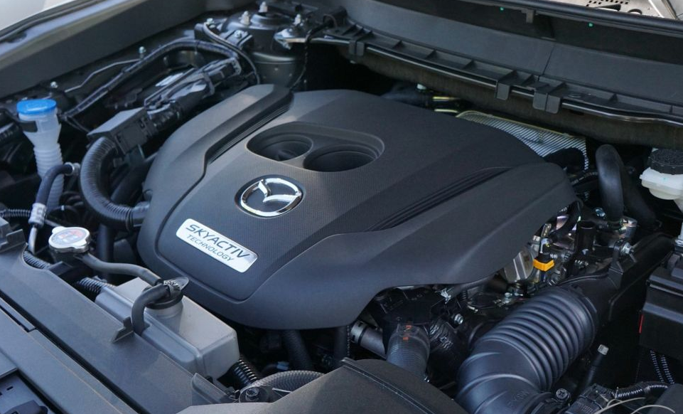 New Mazda CX-9 Sport 2021 Engine