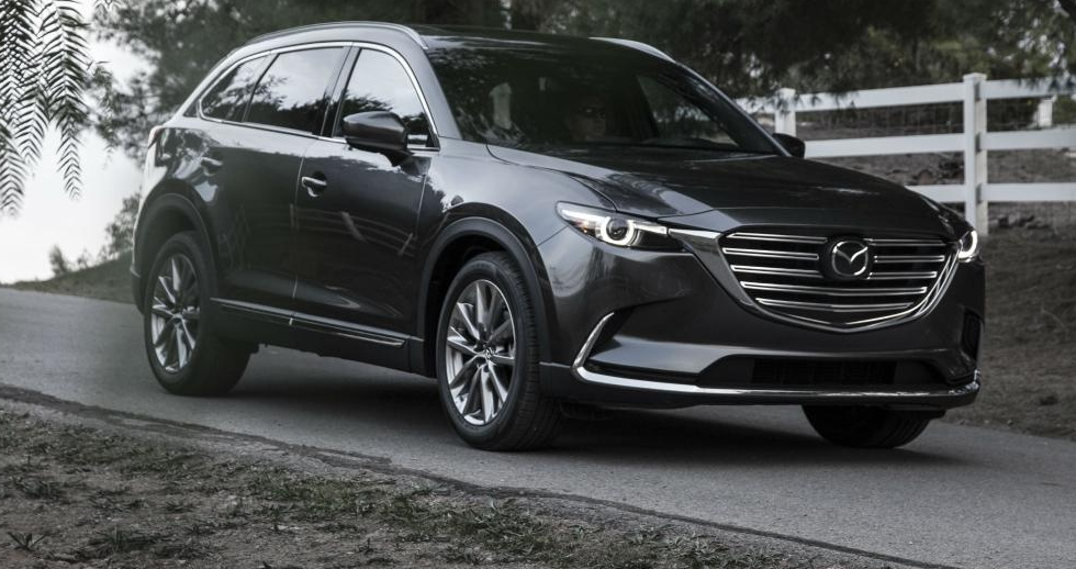 New Mazda CX-9 Sport 2021 Redesign
