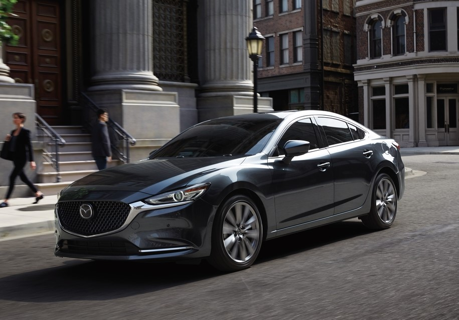 2021 Mazda 6 Redesign Changes
