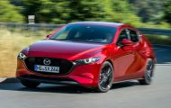 New 2021 mazda 3 Feature