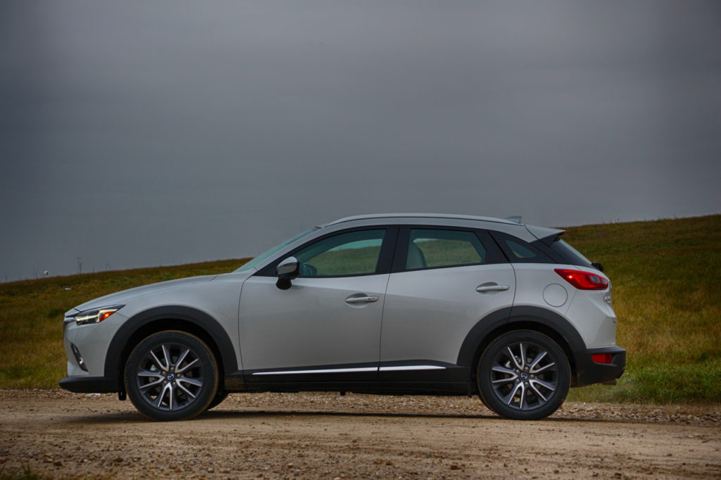 2018 Mazda CX 3 Strong On Looks Not So Much On Utility